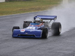 Lotus Sydney Tasman Revival Track Action