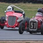 Historic Racing at Wakefield Park