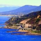 Sea Cliff bridge from Bald Hill