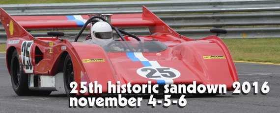 Historic Sandown 2016